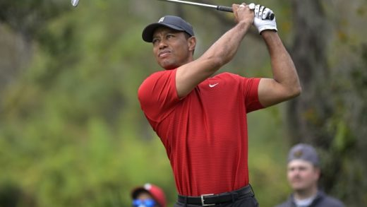 Revelan la causa del terrible accidente de Tiger Woods