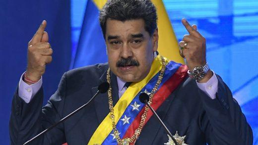 Maduro dice que bombardeos en Apure fueron ensayos del Comando Sur de EE.UU.