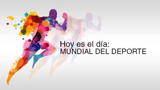 Cada #6Abr se celebra el Día Internacional del Deporte