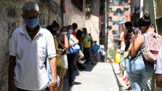 Venezuela sumó 1.786 contagios y 15 fallecidos por covid-19