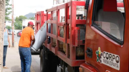 Distribución de gas se fortalece en Nueva Esparta tras acuerdos con Pdvsa Gas