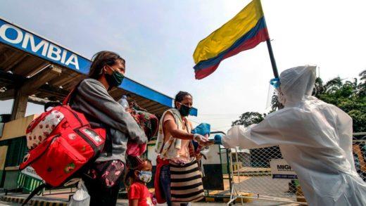 Venezolanos en Colombia recibirán el Estatuto de Protección Temporal a partir de octubre
