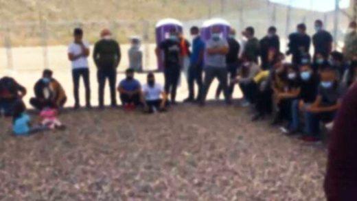 87 venezolanos migrantes fueron rescatados tras perderse en el desierto de Arizona