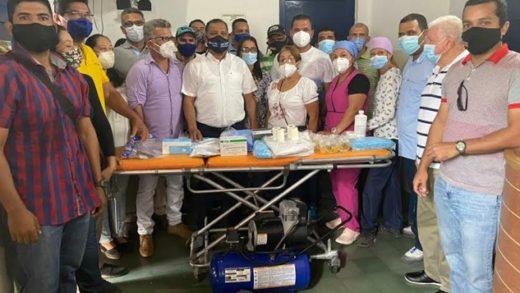 Gobernador de Nueva Esparta reforzó la Cruzada por la salud para atender a pacientes covid-19