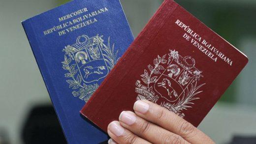 Conoce los precios de los pasaportes venezolanos según su tiempo de vigencia (+Detalles)