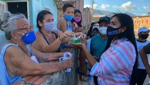 Gobernación de Nueva Esparta coordina labores de desinfección en Mariño