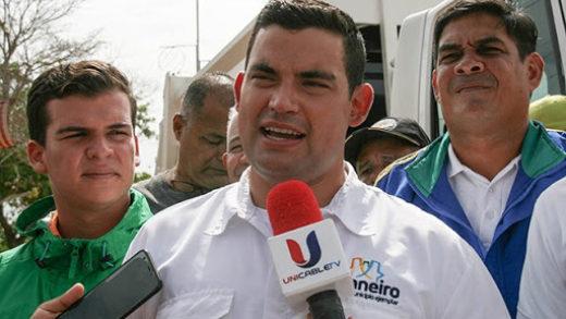 Alcalde Morel David afirmó que Maneiro no es el municipio con mayor índice de contagios