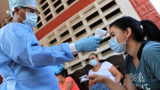 Venezuela registró 1.184 casos positivos de Covid-19 en las últimas horas