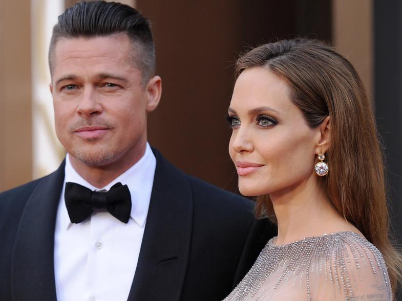 Otorgan a Brad Pitt la custodia compartida de sus hijos con Angelina Jolie