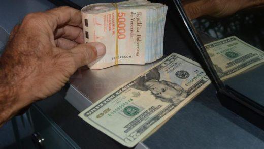 Dólar paralelo se acerca a los Bs. 2.900.000 este #12May