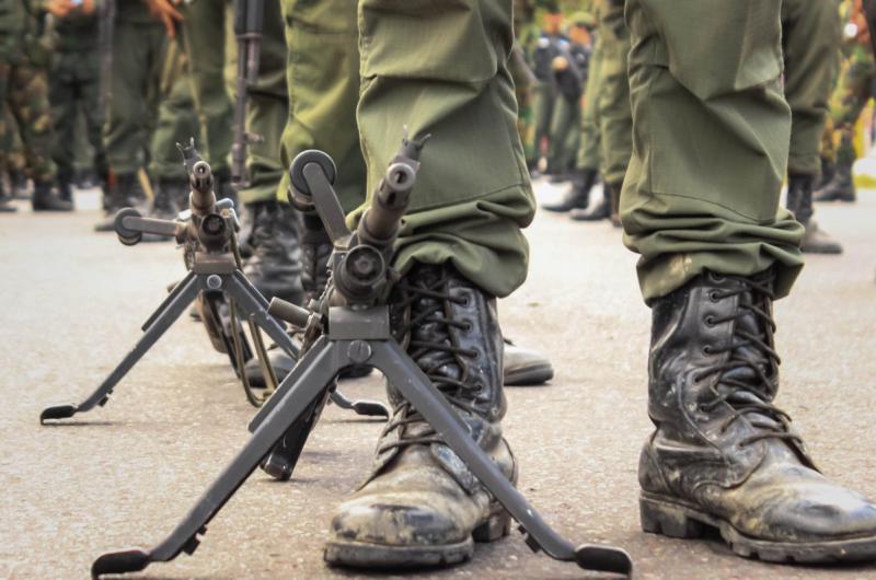 Reportan nuevo enfrentamiento en zona fronteriza del estado Apure