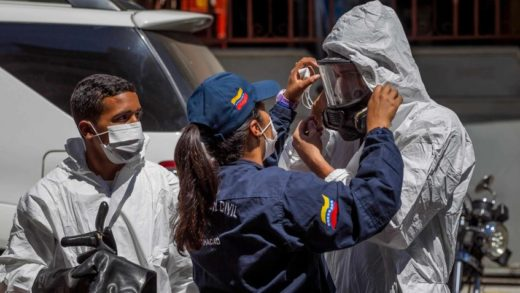 16 muertos y 954 nuevos casos de covid-19 se detectaron en Venezuela en las últimas horas