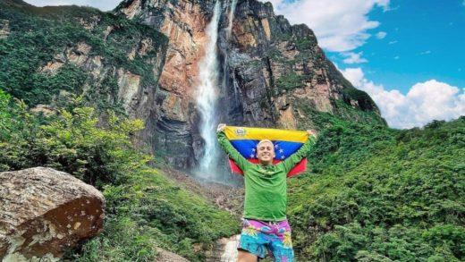 """Alex Tienda a venezolanos: """"Tienen mucho de qué sentirse orgullosos"""""""