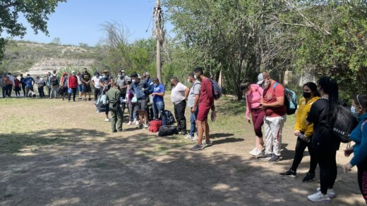 Al menos 45 venezolanos cruzaron ilegalmente hasta Estados Unidos