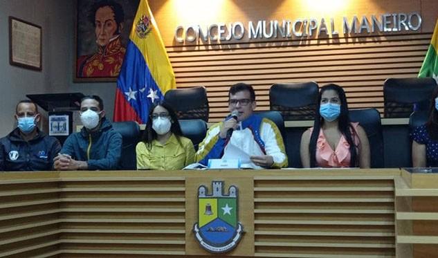 Concejo Municipal de Maneiro aprueba Ordenanza del Primer Empleo