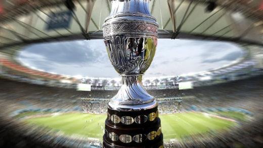 Conmebol confirmó que la Copa América se jugará en Brasil