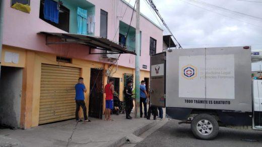 Asesinan a un venezolano y su hijo de 7 meses dentro de un inmueble en Ecuador