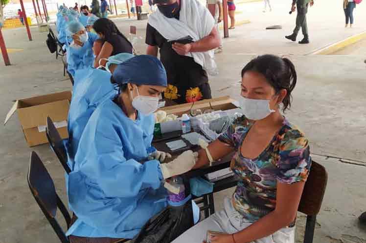 69% de trabajadores de la salud en Nueva Esparta no han sido vacunados contra el Covid-19