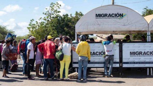 Casi 600.000 venezolanos se han inscrito en primera fase del ETP en Colombia