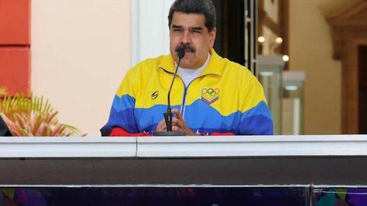 Maduro celebra que el nombramiento del nuevo CNE