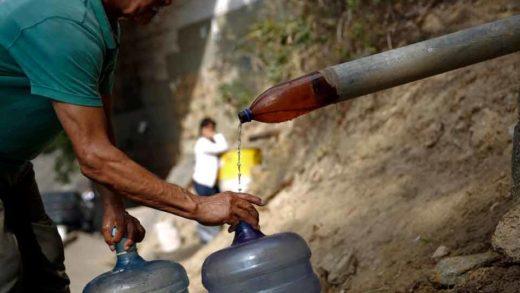 Fortalecen el servicio de agua en Nueva Esparta con la recuperación de 270 litros por segundo