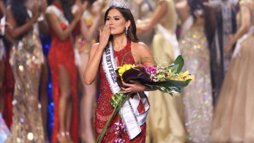 Mexicana Andrea Meza gana el Miss Universo 2020
