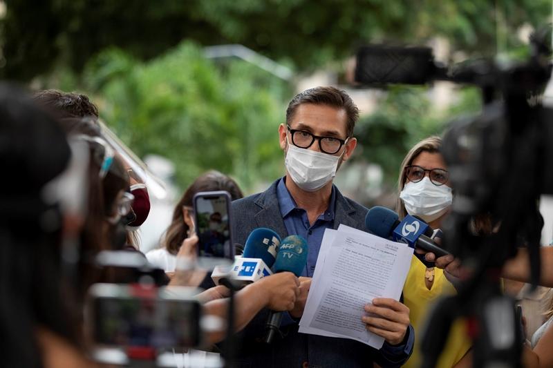 Director de El Pitazo acude al MP para colaborar con investigaciones de violencia y acoso sexual