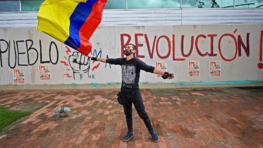 Al menos 42 personas han muerto en Colombia durante las protestas