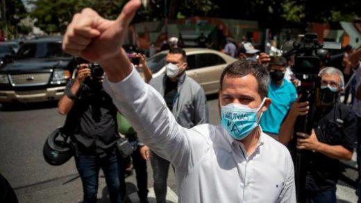 EEUU respalda la propuesta de Guaidó de lograr un acuerdo entre la oposición y el régimen