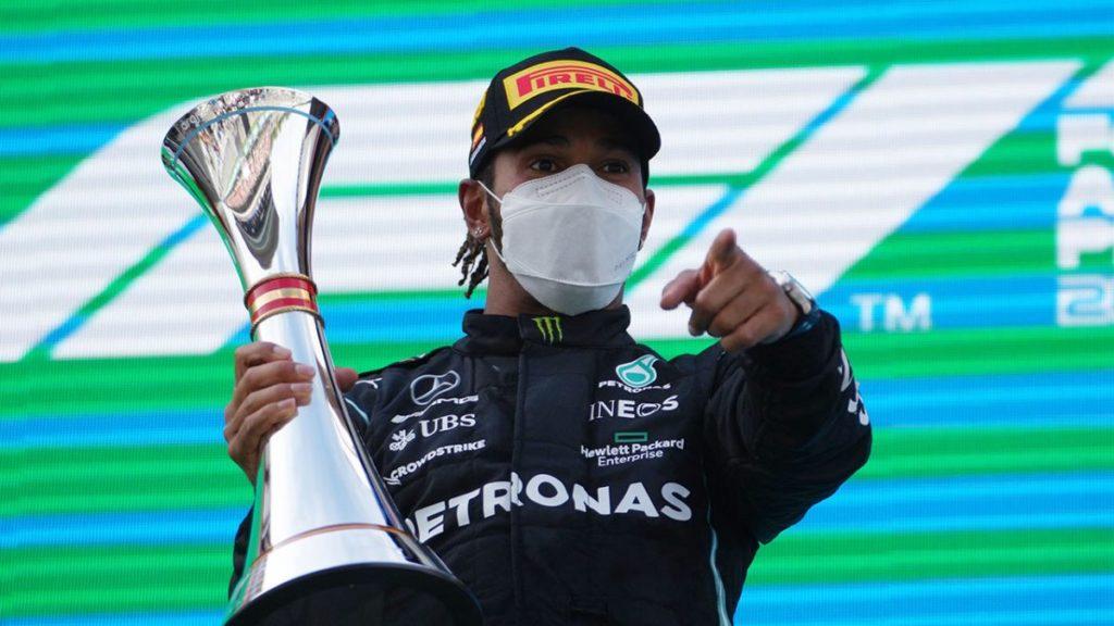 Lewis Hamilton gana el Gran Premio de España de Formula 1