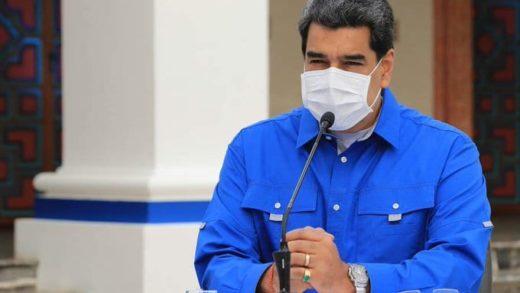 Maduro asegura que Venezuela recibirá 5 millones de vacunas para julio a través de Covax