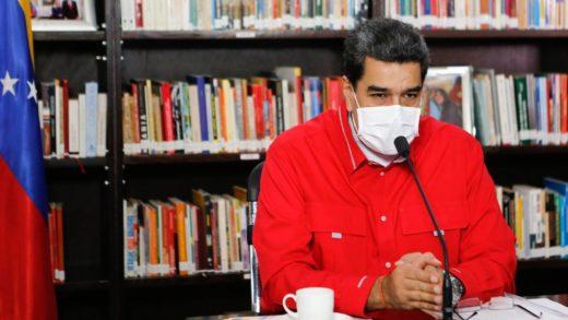 Maduro asegura que nuevo CNE fue un acuerdo con los sectores de oposición