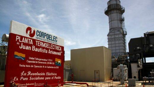 Evento en planta Juan Bautista Arismendi genera fallas eléctricas en Nueva Esparta