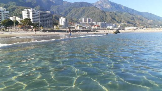 Playas de Vargas abrirán durante esta semana de flexibilización