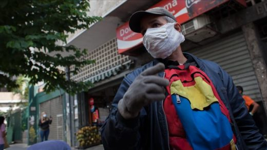 Venezuela reporta 17 fallecidos por coronavirus y 864 contagios