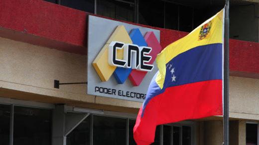 CNE anunció que realizará jornada de actualización e inscripción en el Registro Electoral