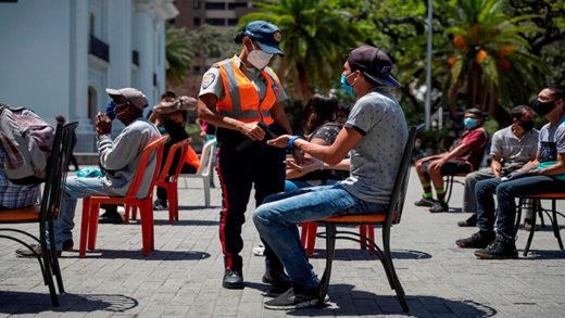 Venezuela reportó 1.292 nuevos casos de covid-19 en las últimas horas
