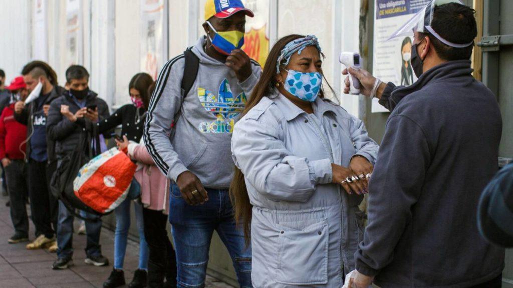 Venezuela se detectaron 1.464 casos y fallecieron 14 contagiados por covid-19