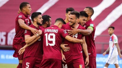 Siete jugadores de la Vinotinto se incorporarán a la Copa América tras superar el covid-19