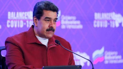Maduro reconoce que hay una migración importante de venezolanos