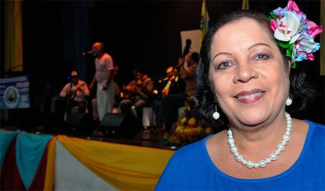 Folclore insular está de luto tras la muerte de Claret Suárez