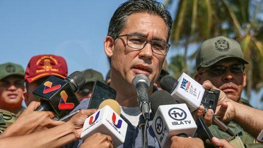 Dante Rivas afirma que 70% de la población de Nueva Esparta estará vacunada en octubre