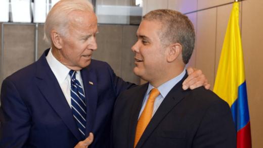 Biden donará 2,5 millones de vacunas contra el covid-19 a Colombia