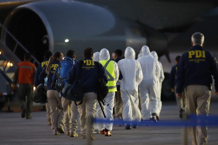 Embajador de Venezuela en Chile rechazó expulsión de migrantes