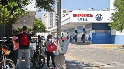 Denuncian paralización de operaciones en el Hospital Luis Ortega en Porlamar