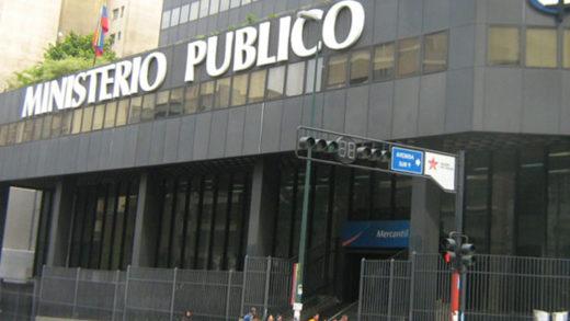 Tres fiscales del Ministerio Público fueron detenidos por actos de corrupción