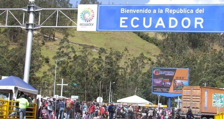 Ecuador pide $237 millones para atender a 430.000 migrantes venezolanos