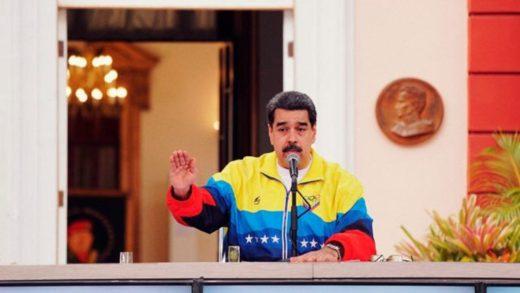 Maduro niega que en Venezuela se violen los derechos humanos de los ciudadanos
