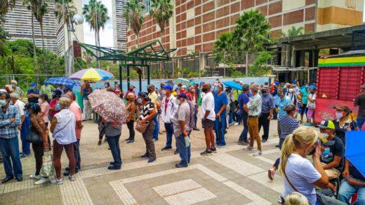 Aplicación de la segunda dosis de Sputnik V en el Hotel Alba Caracas queda suspendido hasta junio