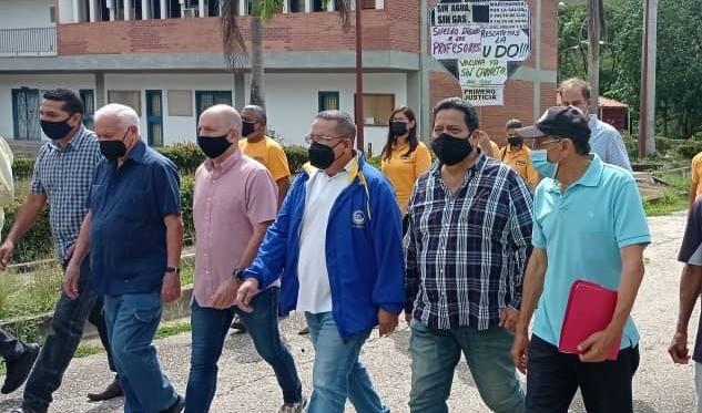 Sociedad civil y docentes piden el rescate de la UDO Nueva Esparta